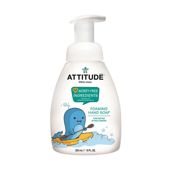 Attitude Foaming Hand Soap 10oz