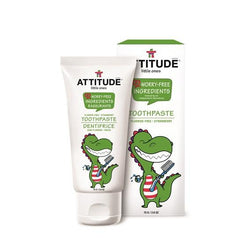 Attitude Fluoride-Free Toothpaste - Strawberry