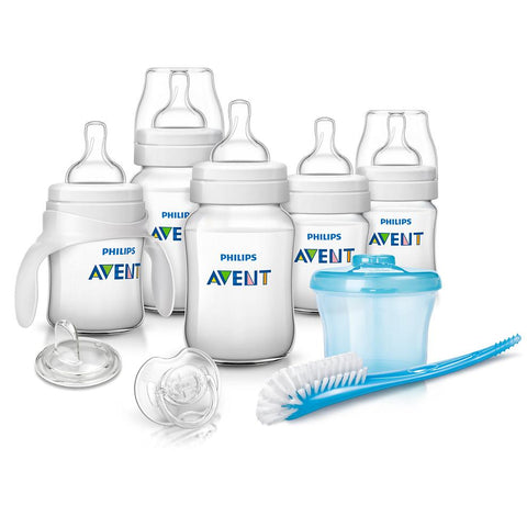 Philips AVENT Newborn Starter Gift Set - 8 Items