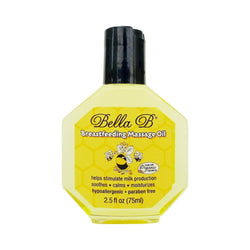 Bella B Breast Feeding Massage Oil 75ml
