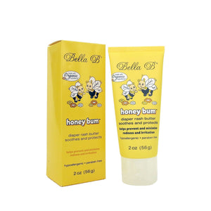 Bella B Honey Bum Diaper Rash Butter 56g