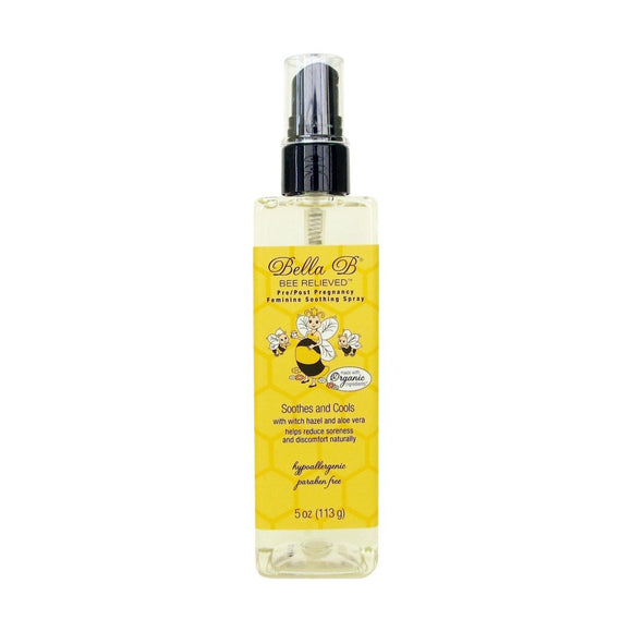 Bella B Bee Relieved Perineal Healing Spray 113g - fifibaby