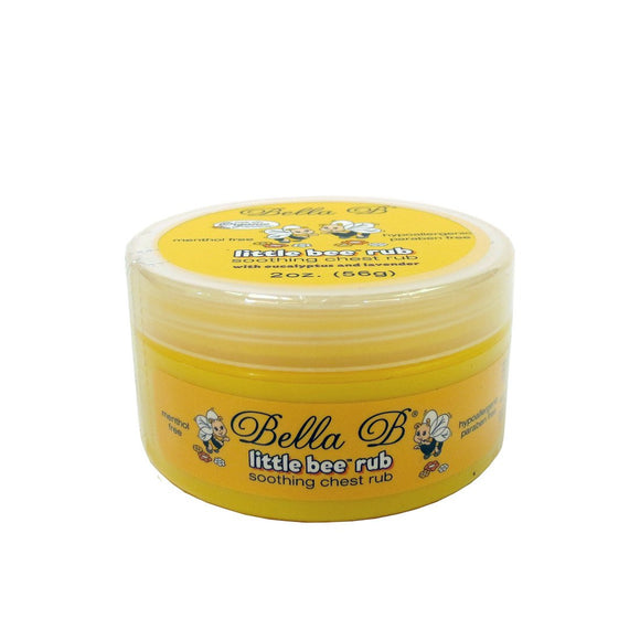 Bella B Little Bee Soothing Chest Rub 56g - fifibaby