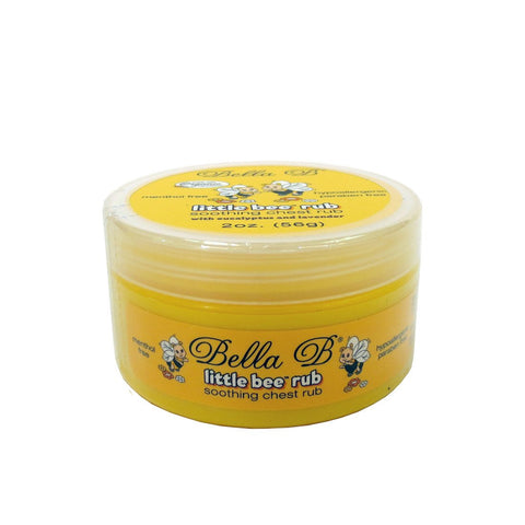 Bella B Little Bee Soothing Chest Rub 56g