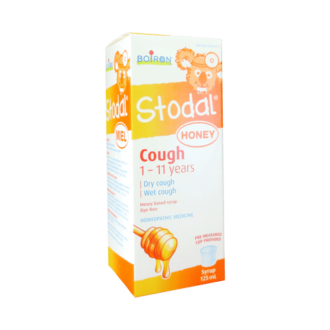 Boiron Stodal 1-11 Years Cough Syrup