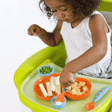 Boon Groovy+Modware Interlocking Meal Set