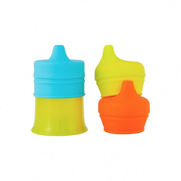 Boon SNUG SPOUT Universal Silicone Sippy Lid - fifibaby