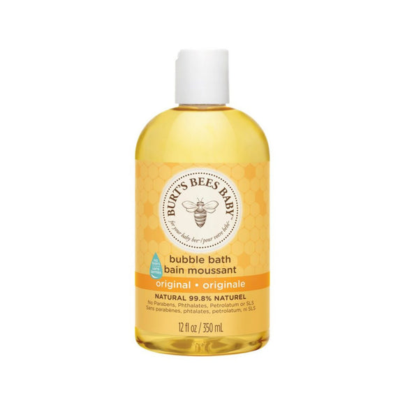 Burt's Bees Baby Bee Bubble Bath 350ml - fifibaby