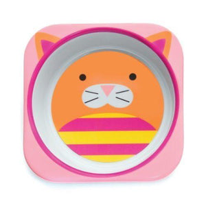 Skip Hop Zoo Tableware Bowl - Cat