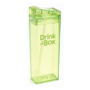 Drink in the Box 3+ Water Box 12oz - Green