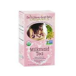 Earth Mama Angel Baby Milkmaid Tea 16 bags