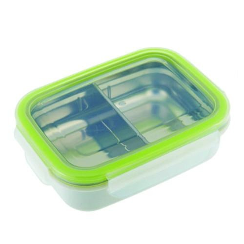 Innobaby Double Insulated Stainless Snackbox - fifibaby