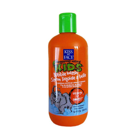 Kiss My Face Orange U Smart Bubble Wash 354ml