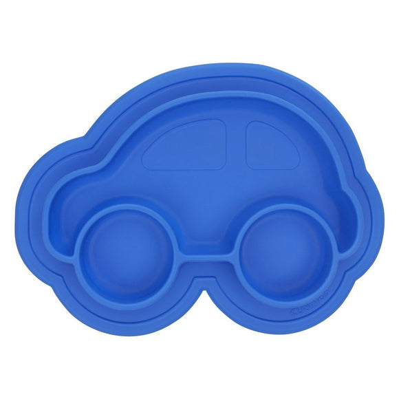 Kushies Siliplate Mess-free Silicone Plate - fifibaby