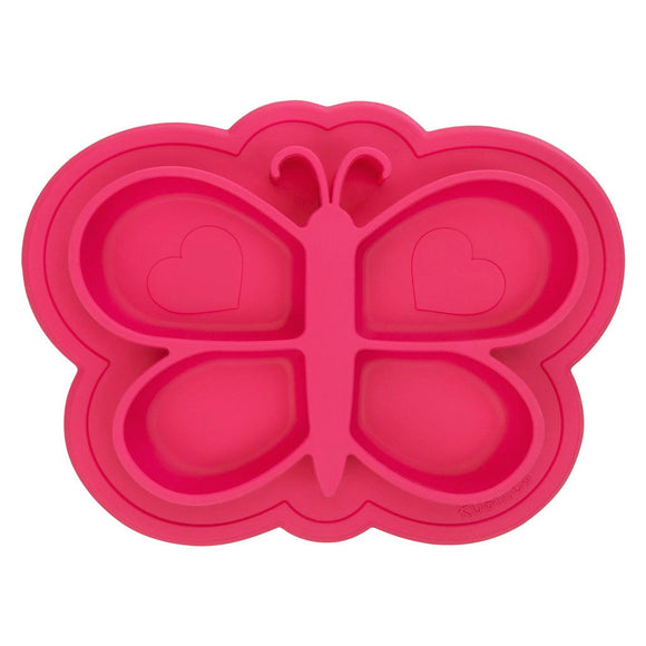 Kushies Siliplate Mess-free Silicone Plate