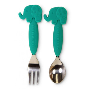Marcus & Marcus Spoon & Fork Set - fifibaby
