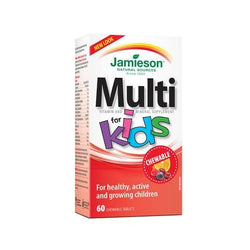 Jamieson Chewable Multivitamin for Kids 60s