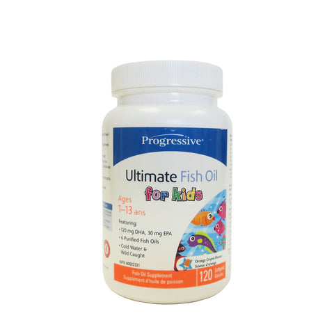 Progressive Ultimate Fish Oil for Kids