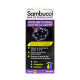 Sambucol Black Elderberry Anti-Viral Flu Care 230mL