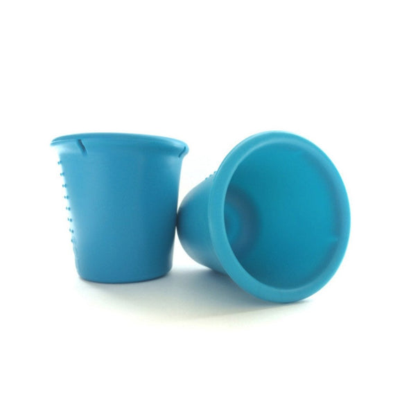 Siliskin Silicone Cups (Pack of 2) - fifibaby