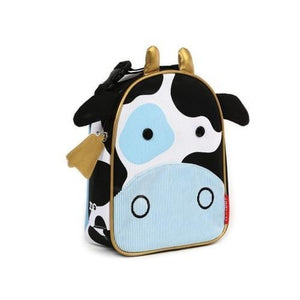 Skip Hop Zoo Lunch Bag - Cow - fifibaby