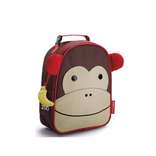 Skip Hop Zoo Lunch Bag - Monkey - fifibaby