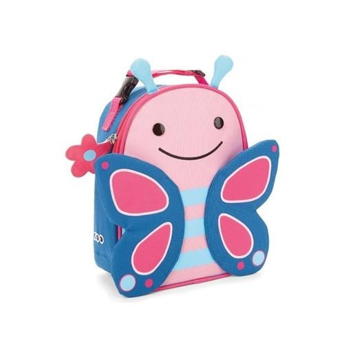 Skip Hop Zoo Lunch Bag - Butterfly - fifibaby