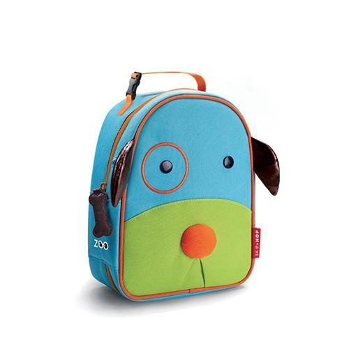 Skip Hop Zoo Lunch Bag - Dog - fifibaby