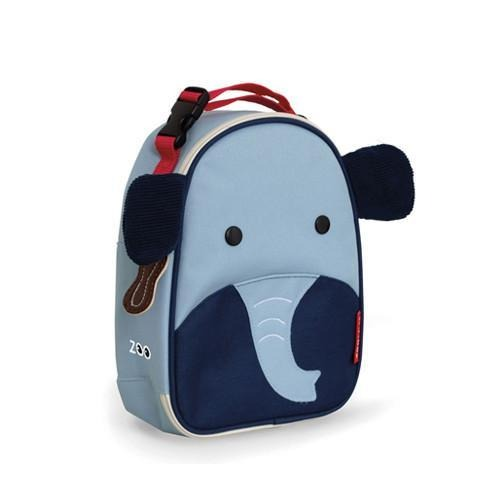 Skip Hop Zoo Lunch Bag - Elephant - fifibaby
