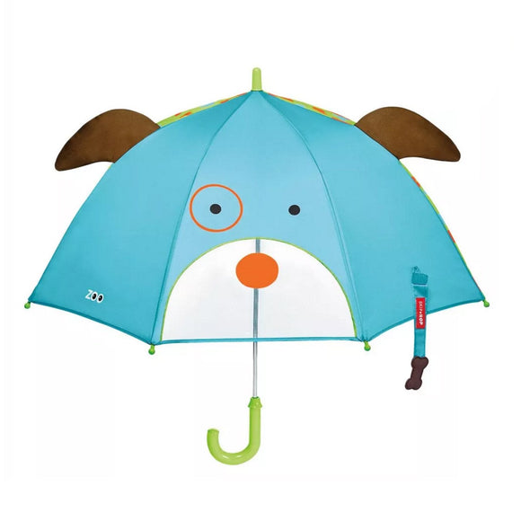 Skip Hop Zoobrella Little Kid Umbrella - Dog