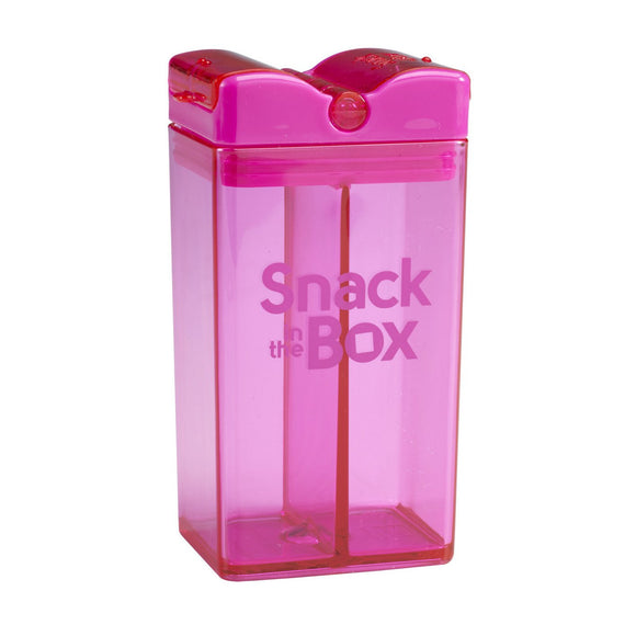 Drink in the Box Snack in the Box 3+ 12oz - Pink
