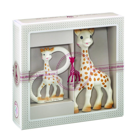 Sophie La Girafe Teether Toy Gift Set
