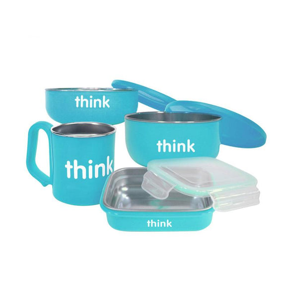Thinkbaby Complete BPA Free Feeding Set - fifibaby