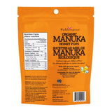 Wedderspoon Organic Manuka Honey Pops