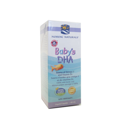 Nordic Naturals Baby's DHA 60ml