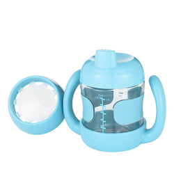 oxo tot Sippy Cup Set with Training Lid 7oz