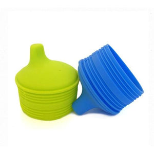 Siliskin Sippy Top (Pack of 2) - fifibaby