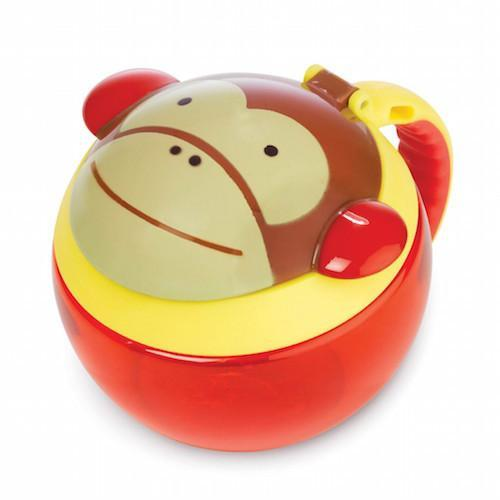 Skip Hop Zoo Snack Cup - Monkey - fifibaby