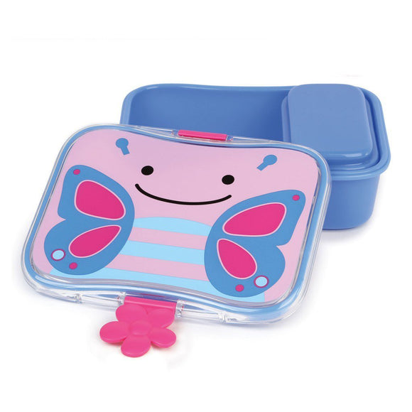 Skip Hop Zoo Lunch Kit - 24 oz - Butterfly - fifibaby