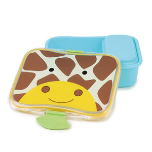 Skip Hop Zoo Lunch Kit - 24 oz - Giraffe - fifibaby