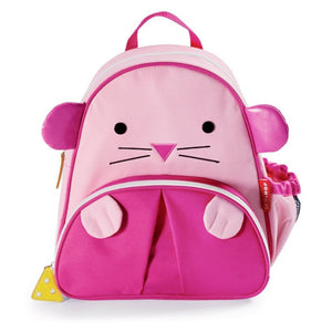 Skip Hop Zoo Little Kid Backpack - Mouse - fifibaby