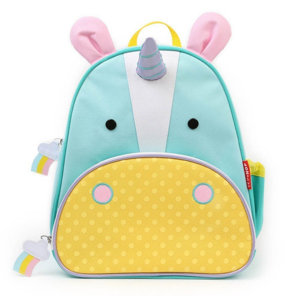 Skip Hop Zoo Little Kid Backpack - Unicorn - fifibaby
