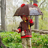 Skip Hop Zoo Little Kid Raincoat - Monkey