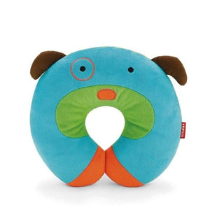 Skip Hop Zoo Travel Neckrests - Dog - fifibaby