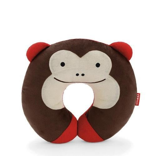Skip Hop Zoo Travel Neckrests - Monkey - fifibaby
