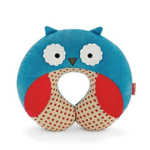 Skip Hop Zoo Travel Neckrests - Owl - fifibaby
