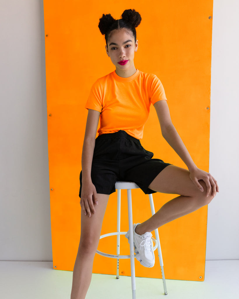 The Neon Crew (Neon Orange) - x karla - x - karla -