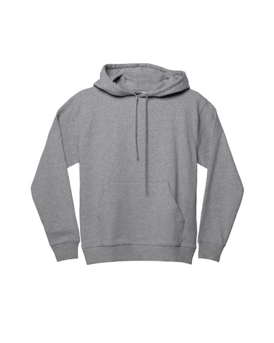The Hoodie in Heather Grey - x karla - x - karla - fashion - style - karla welch -