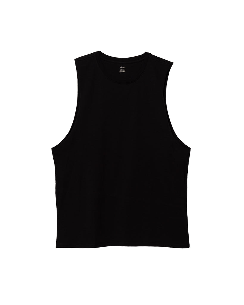 The Muscle Tank (Black) - x karla - x - karla - fashion - style - karla welch -