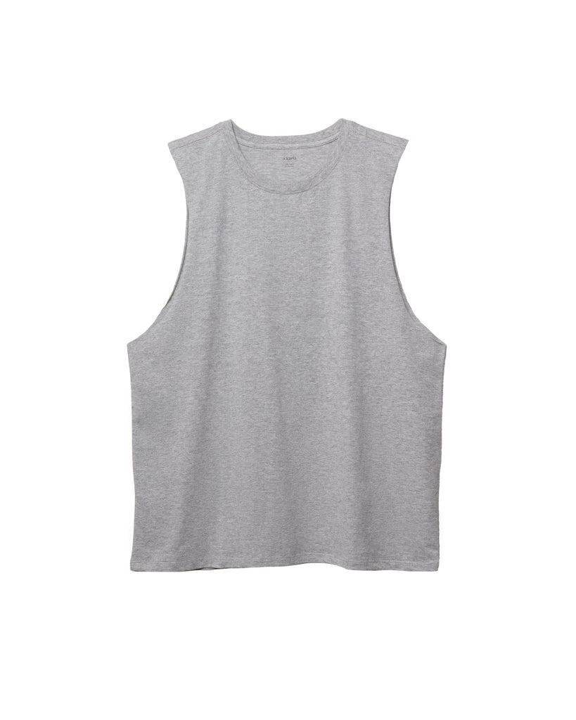 The Muscle Tank (Heather Grey) - x karla - x - karla - fashion - style - karla welch -